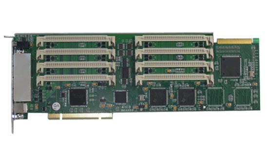 """vn系列模拟语音卡采用""""通用底板 功能模块""""的模块化设计,一片卡"""